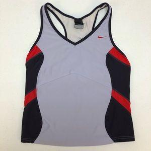Nike Dri-Fit sports tank lavender size L (12-14)
